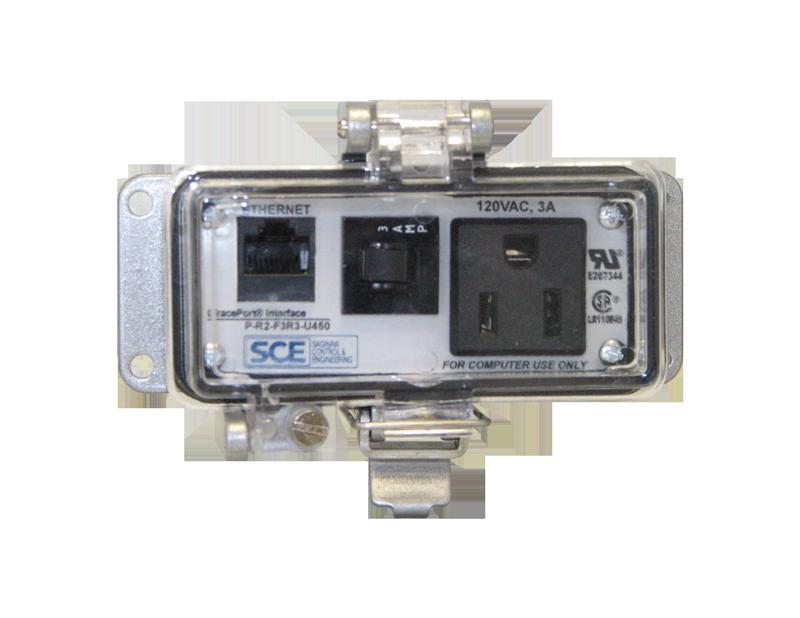 Grace Engineering P-R2-K3RF3 Ethernet Programming Port Sealed