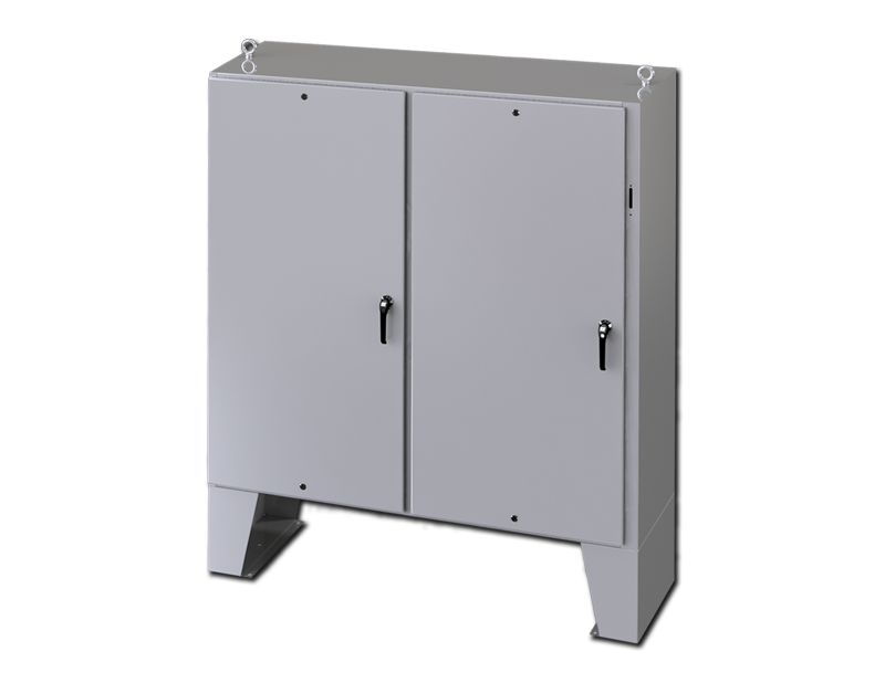 Enviroline Series Two Door Enclosures For Flange Mounted Disconnects