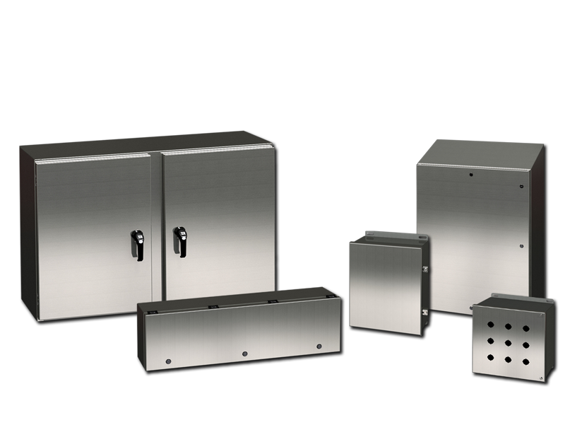 stainless steel enclosures saginaw control and engineering