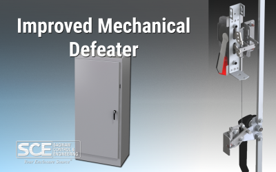 New Mechanical Defeater – MDV