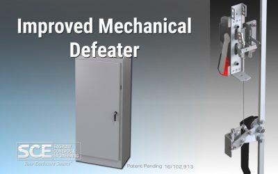 New Mechanical Defeater – MDV