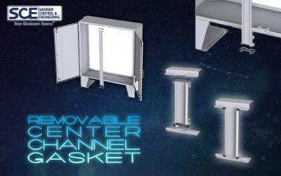 Removable Center Channel Gasket