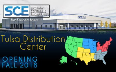 New Distribution Center to open in Tulsa