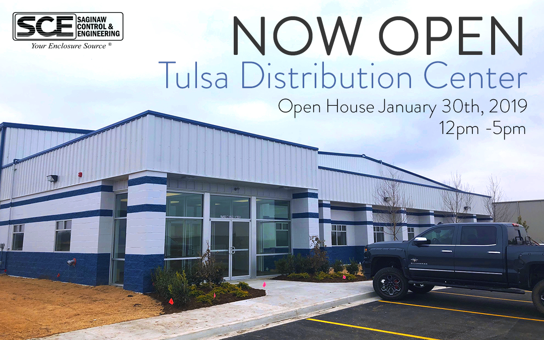 Tulsa Distribution Center NOW OPEN