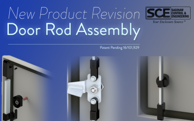 Product Upgrade: Door Rod Assembly