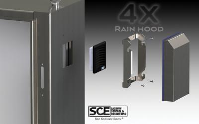 4X Rain Hood
