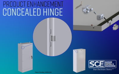 Product Enhancement: Concealed Hinge