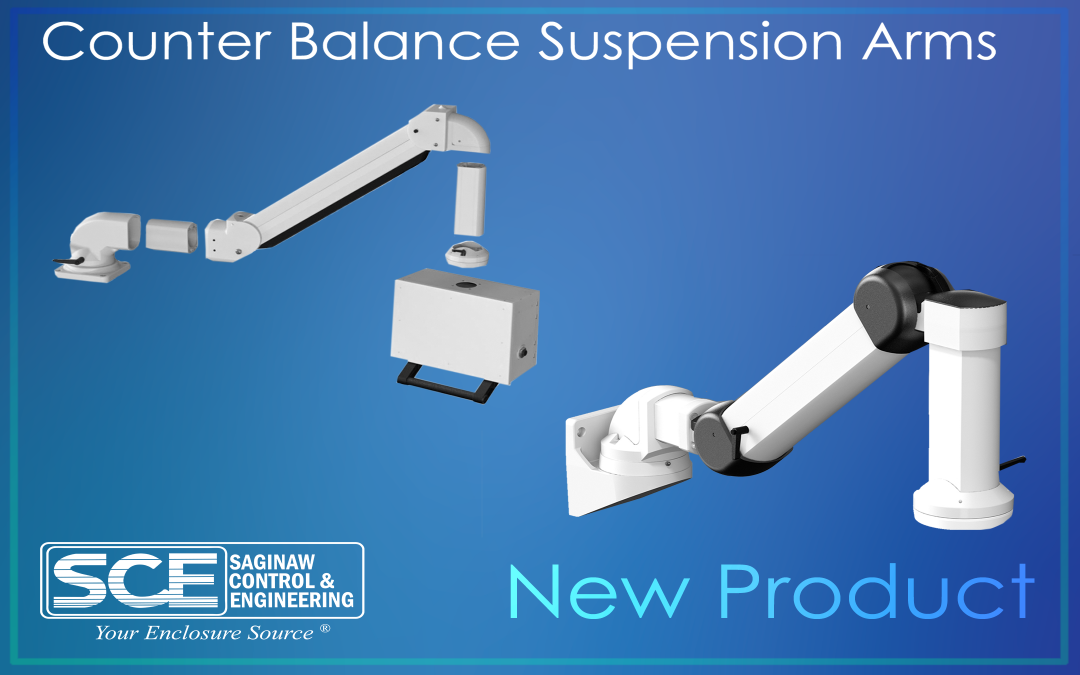 Counter Balance Arms for Suspension Systems