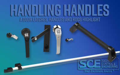 Door latches, Handles & Rods