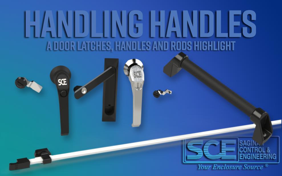 Door latches, Handles & Rods