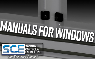 Installation Manuals for SCE Windows