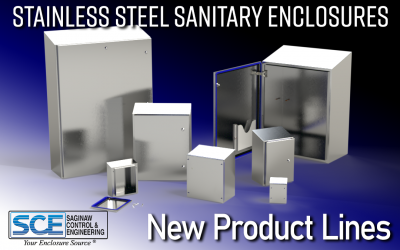S.S. Sanitary Enclosures